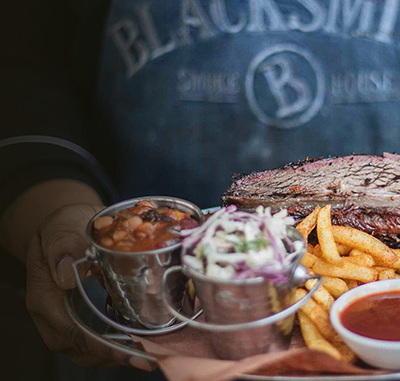 The Blacksmith Smokehouse Case Study