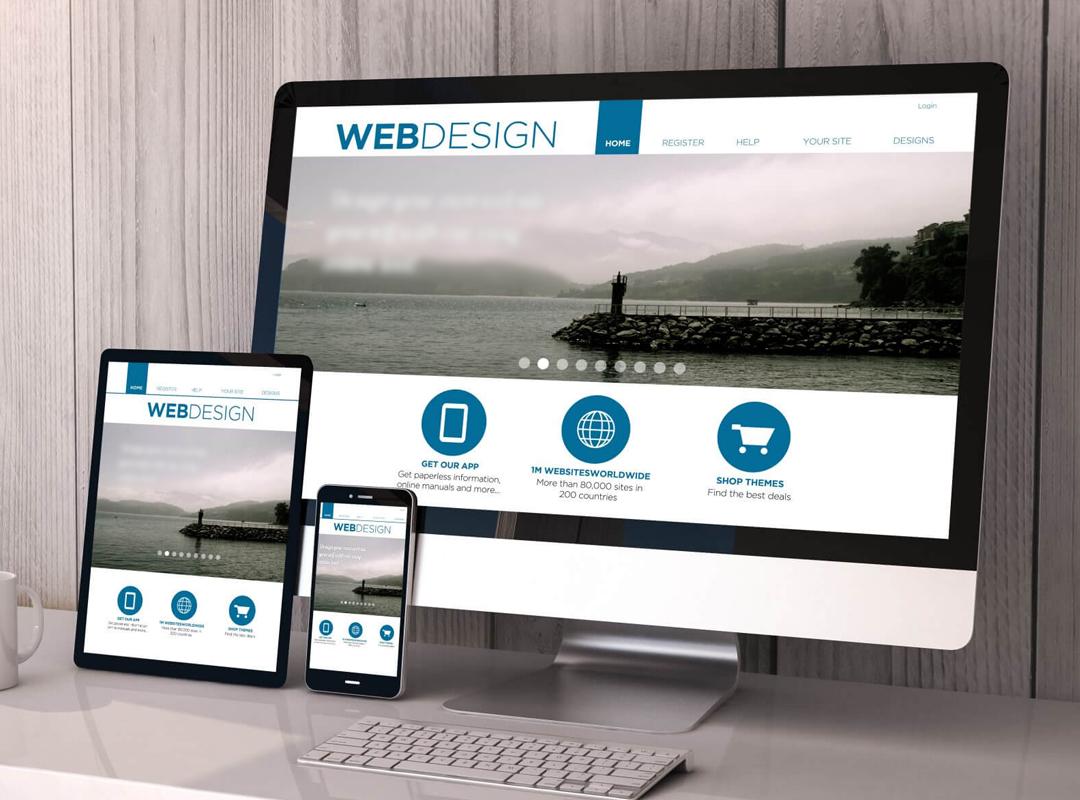 Web Design & Blog Graphics